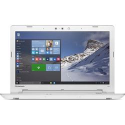"""Lenovo - IdeaPad 510-15IKB 2.7GHz i7-7500U 15.6"""" 1920 x 1080Pixel Metallico, Bianco"""