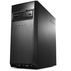 Lenovo - IdeaCentre H50-55 3.6GHz A10-8750 Mini Tower Nero