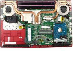 "Gaming GE62VR 6RF(Apache Pro)-269IT 2.6GHz i7-6700HQ 15.6"" 1920 x 1080Pixel Nero"