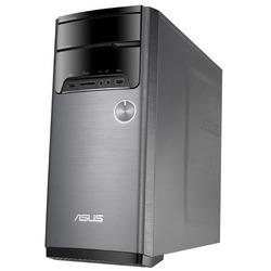 Asus - VivoPC M32CD-IT051T 3.4GHz i7-6700 Torre Nero, Grigio, Arancione