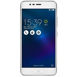 """Asus - ZenFone 3 Max ZC553KL  5,5"""" 32GB 3GB LTE Silver"""