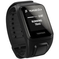 TomTom - Spark Music   Smart Watch GPS  Large  Nero