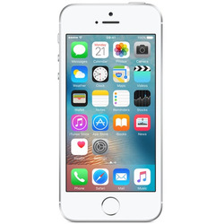 Apple - IPHONE SE 16GB  silver