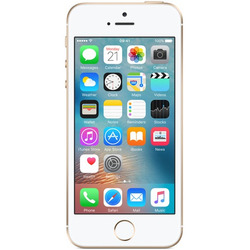 "Apple - iPhone SE 4.1""   16GB Gold"