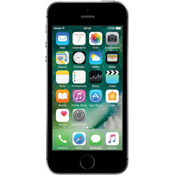 "Apple - iPhone SE 4.1""   32GB Space Gray"