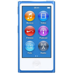 "Apple - iPod nano 2,5"" 16GB Blu"
