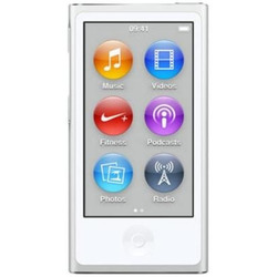 "Apple - iPod nano 2,5"" 16GB Silver"