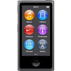 "Apple - iPod nano 2,5"" 16GB Space Gray"