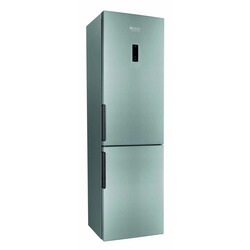 Hotpoint Ariston - LH8FF2OA  CL.A++ NO FROST ARGENTO