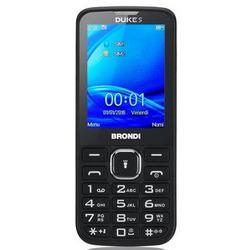 """Brondi - Duke S 2,4"""" BT Dual Sim Nero"""