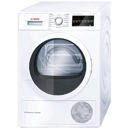 Bosch - WTW85468IT Asciugatrice 8KG CL.A++