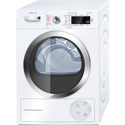 Bosch - WTW855R8IT 8KG CL.A++