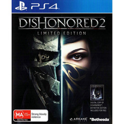 BETHESDA - Gioco PS4 Dishonored 2