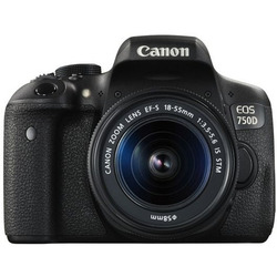 Canon - EOS 750D + 18-55MM STM IS  nero
