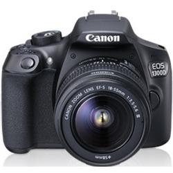 Canon - EOS 1300D + 18-55DC nero