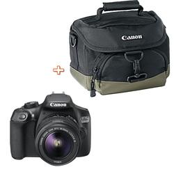 Canon - EOS1300D + 18-55MM DC III nero