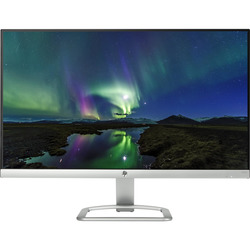 "HP - 24ES 23.8"" Full HD IPS Nero, Argento"