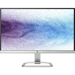 "HP - 22es 21.5"" Full HD IPS Nero, Argento"