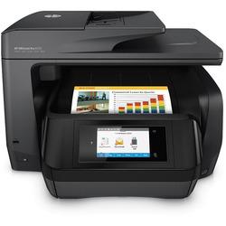 HP - OfficeJet Pro 8725 AiO Getto termico d'inchiostro A4 Wi-Fi Nero