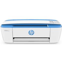HP - DeskJet 3720 AiO Getto termico d'inchiostro A4 Wi-Fi Blu, Bianco