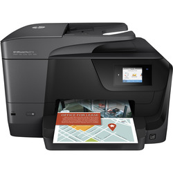 HP - OfficeJet Pro 8715 AiO Getto termico d'inchiostro A4 Wi-Fi Nero