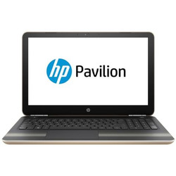 "HP - Pavilion 15-au102nl 2.5GHz i5-7200U 15.6"" 1920 x 1080Pixel Oro, Argento"