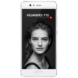 "Huawei - P10  5,1"" 64GB 4GB RAM  4G LTE Silver"