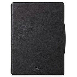 KOBO - Cover SLEEP PELLE per AURA H2O Nero