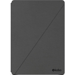 KOBO - Cover SLEEP per AURA ONE  IN PELLE C/STAND Nero