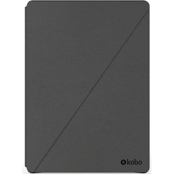 KOBO - Cover SLEEP per AURA  IN PELLE Nero