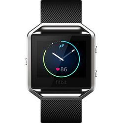 Fitbit - BRACC. BLAZE Small Nero