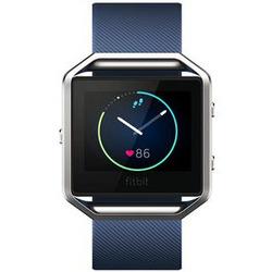 Fitbit - BRACC. BLAZE Large Blu