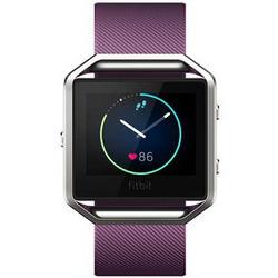 Fitbit - BRACC. BLAZE Large Prugna