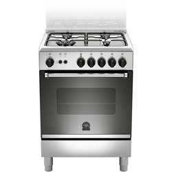 La Germania - AM64071DX  4F/GAS FORNO GAS INOX