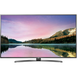 """LG - 49UH661V 49"""" 4K Ultra HD Smart"""