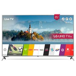 "LG - 60UJ651V 60"" 4K Ultra HD Smart TV"