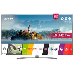 "LG - 49UJ750V 49""  4K Ultra HD Smart TV"