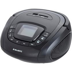 Majestic - AH 240 MP3/USB/SD nero