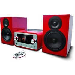 Majestic - AH 2349HP BT/MP3/USB rosso