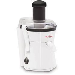 Moulinex - JU350B Estrattore di succo Nero, Bianco