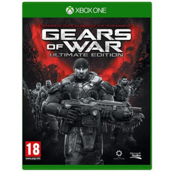 Microsoft - XBOX ONE GEARS OF WAR ULTIMATE EDITION 4V5-00019