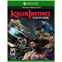 Microsoft - XBOX ONE KILLER INSTINCT DEFINITIVE EDITION4W200014