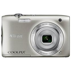"""Nikon - Coolpix S2900 2,7"""" 20,1 Mpx Silver"""