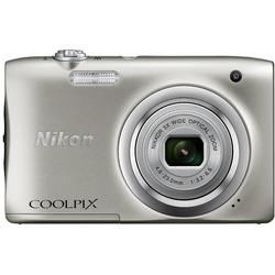 """Nikon - Coolpix A100 2,7"""" 20 Mpx Silver"""