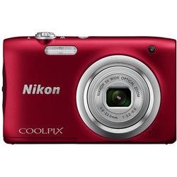 "Nikon - Coolpix  A100 2,7"" 20 Mpx Red"