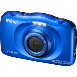 Nikon - COOLPIX W100 blu