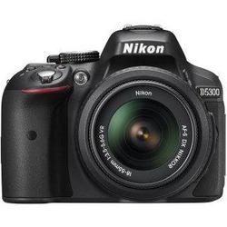 "Nikon - D5300 3,2"" 24Mpx + 18-105VR"
