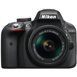 Nikon - D3300 + 18-55MM VR nero