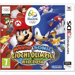 Nintendo - Gioco 3DS Mario & Sonic Ai Giochi Olimpici di Rio