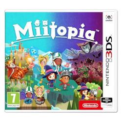 Nintendo - 3DS MIITOPIA2236649